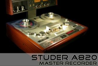 My Favorite 2-Track Tape Machines